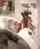 Ambito lombardo sec. XIV, Vergine annunciata