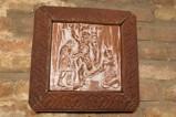 Solaroli P. (2007), Bassorilievo con Gesù Cristo deposto dalla croce