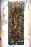 Savino F. (2010), Altorilievo con Gesù Cristo buon pastore