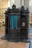 Ambito emiliano sec. XVII, Confessionale 5/8