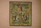 Manif. di Bruxelles sec. XVI, Gesù Cristo ascende al cielo