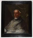 Ambito campano sec. XVIII, Ritratto di Mons. Bonaventura Poerio