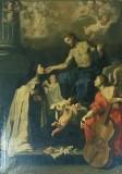 Monti I. (1689), S. Maria Maddalena de' Pazzi, S. Elia e S. Eliseo