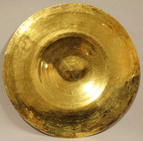 Ambito bergamasco fine sec. XVIII, Patena in argento