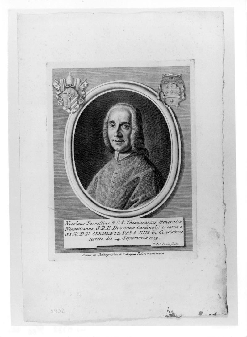 Pazzi P. A. (1759 circa), Ritratto di Nicola Perrelli