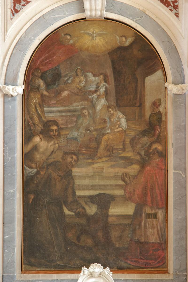 Alborelli G. (1629), Natività della Vergine Maria