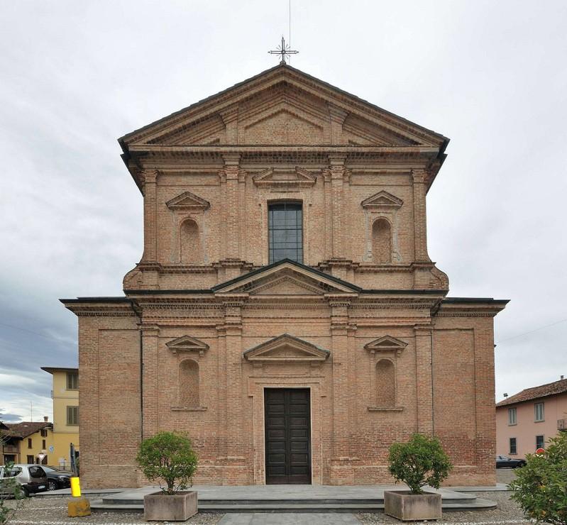 Chiesa di San Giovanni Battista <Fornovo San Giovanni>