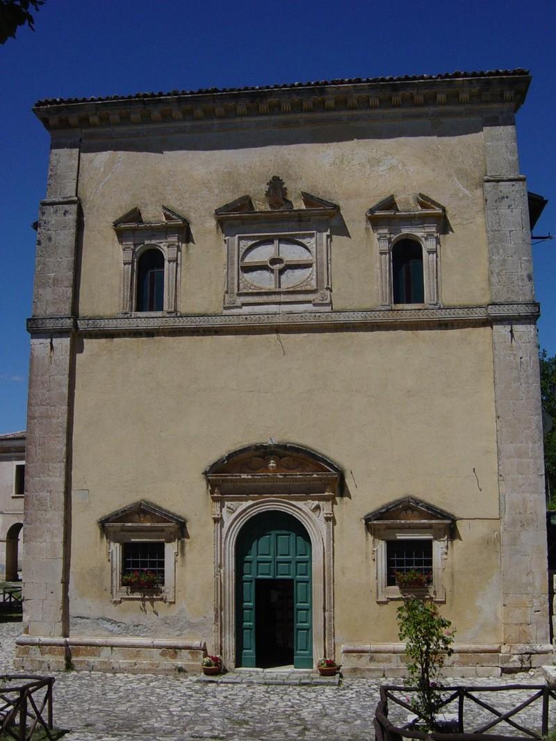 Chiesa di Santa Maria in Valleverde