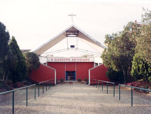 San Giuseppe Artigiano a via Tiburtina