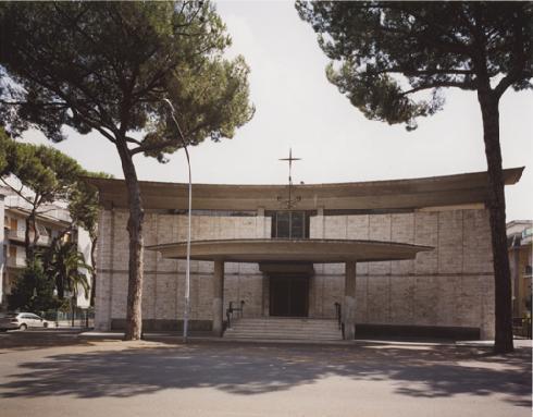 San Marco Evangelista in Agro Laurentino