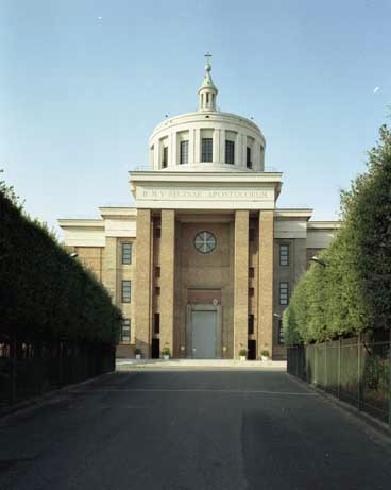 Santa Maria Regina agli Apostoli alla Montagnola