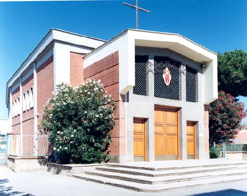Santa Maria Regina dei Martiri in via Ostiense