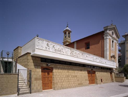 San Francesco D'Assisi a Monte Mario