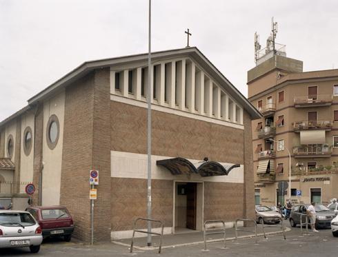 Santa Maria Assunta e San Giuseppe a Primavalle