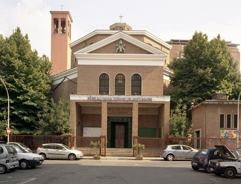 Santi Protomartiri Romani