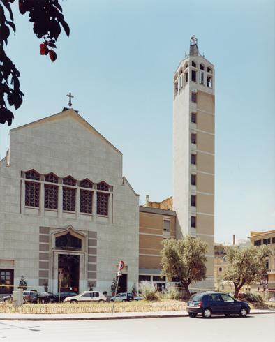 Sant'Antonio di Padova a via Tuscolana