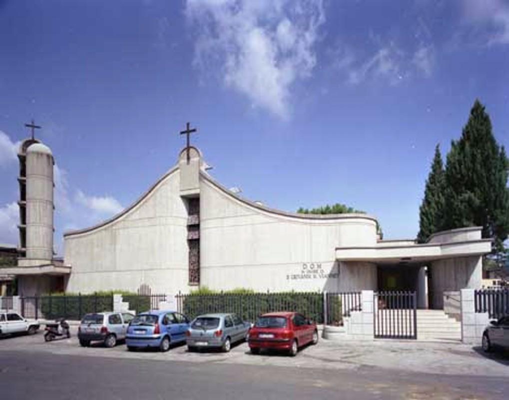 Risultati immagini per parrocchia san giovanni maria vianney roma
