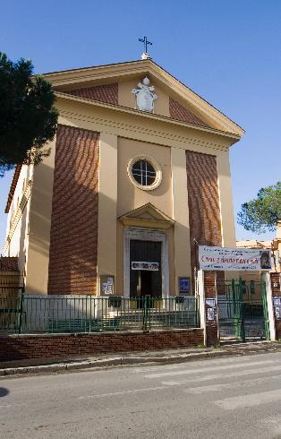 Santa Maria Immacolata e San Vincenzo de' Paoli
