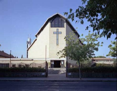 Santa Maria Regina Mundi