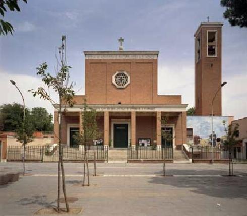 San Filippo Neri in Eurosia