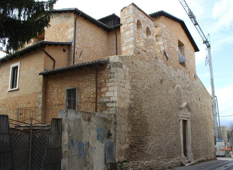 Chiesa di San Paolo di Barete