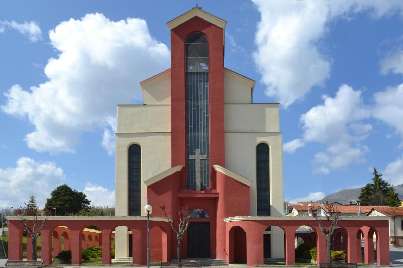 Chiesa di Sant'Adolfo <Aielli Stazione, Aielli>