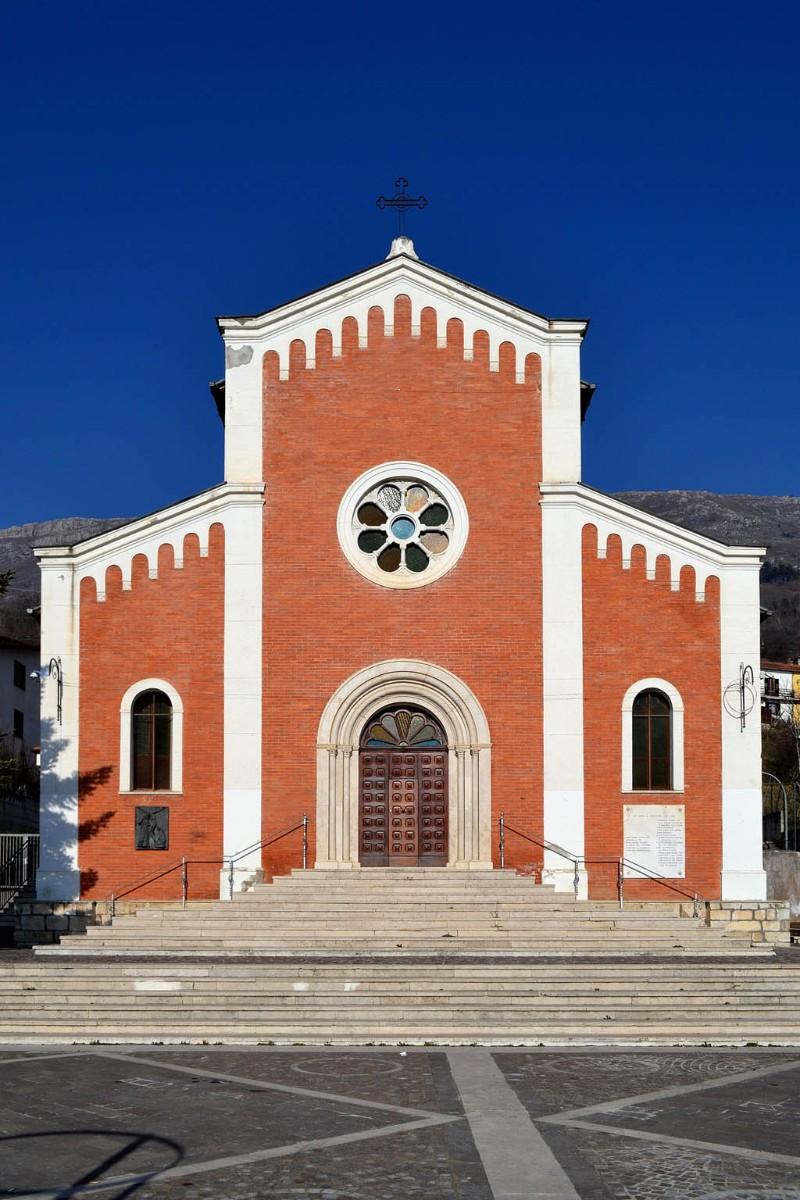 Chiesa di San Sebastiano <Paterno, Avezzano>