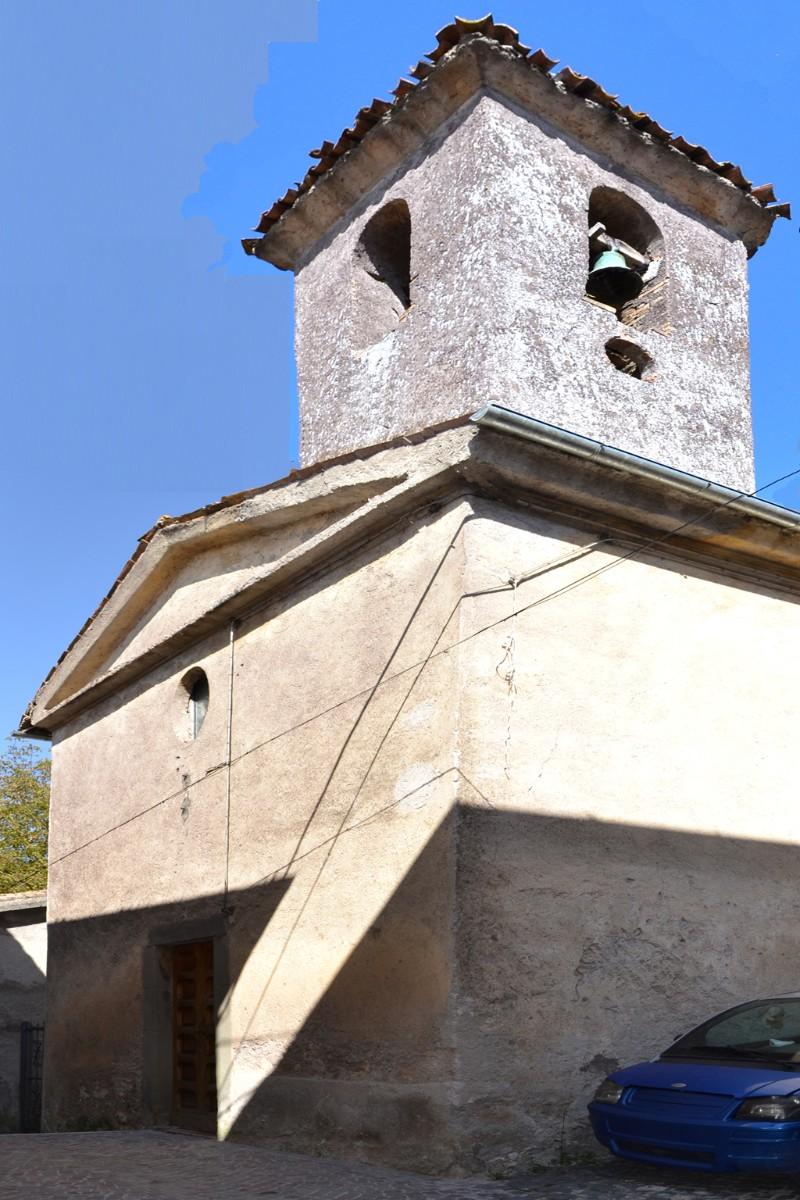 Chiesa della Madonna del Carmine <Tufo, Carsoli>
