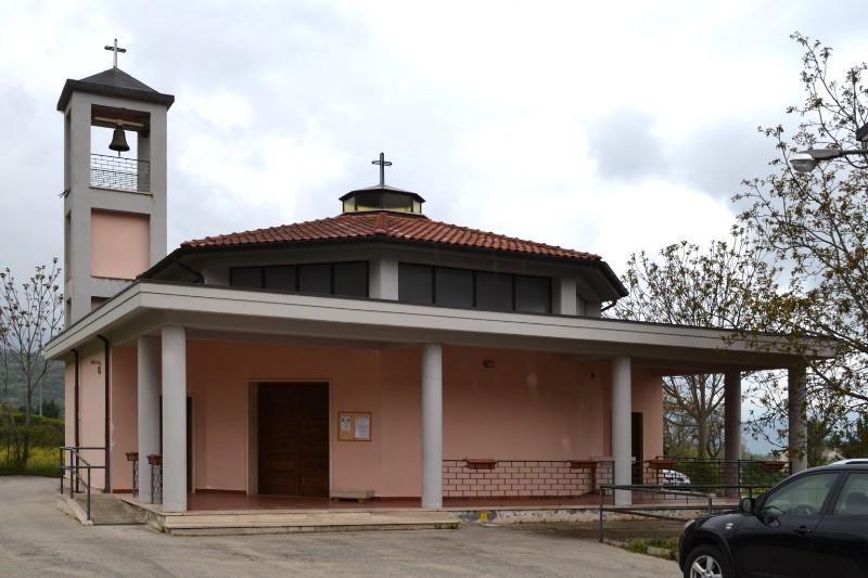 Chiesa di San Nicola  <Gioia dei Marsi>
