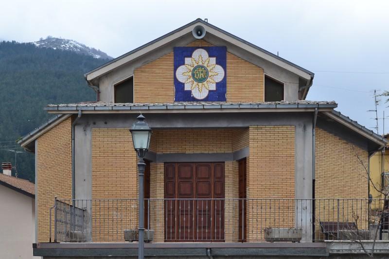 Chiesa del Santissimo Salvatore e San Potito <San Potito, Ovindoli>