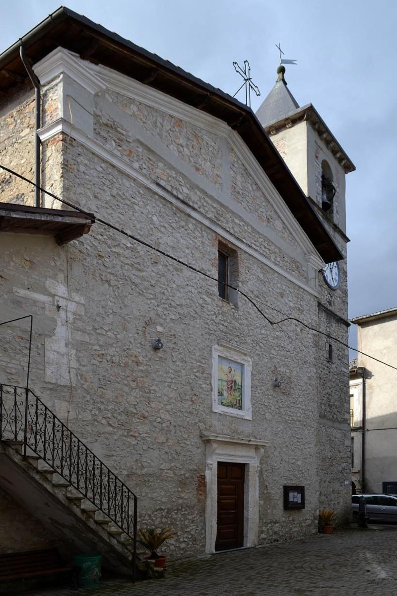 Chiesa di San Giovanni Battista <San Giovanni di Sante Marie, Sante Marie>