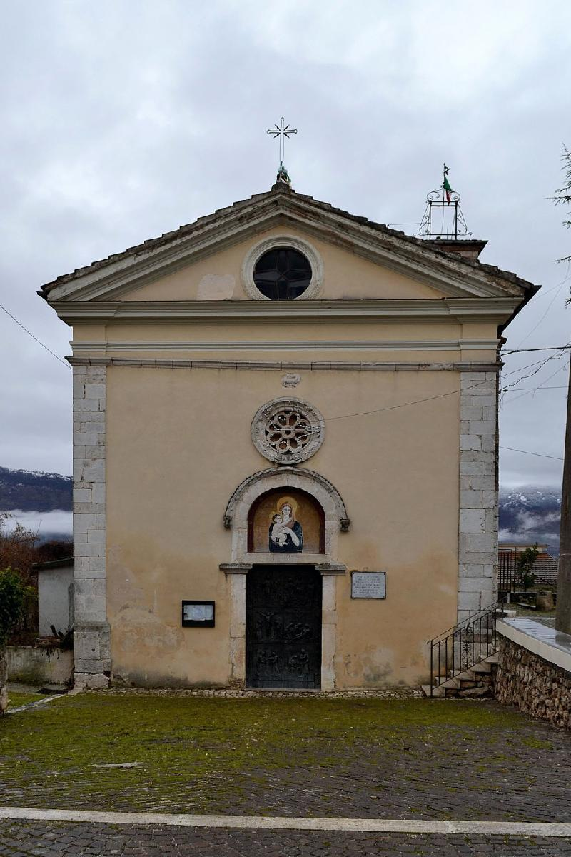 Chiesa di Santa Maria delle Grazie <Sorbo, Tagliacozzo>