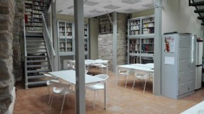 Sala di Studio_Marrani