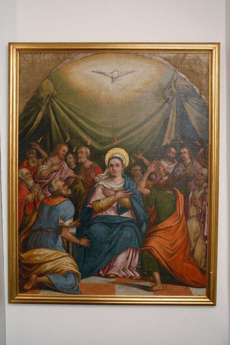 Agostini G.A. (1600), Pentecoste