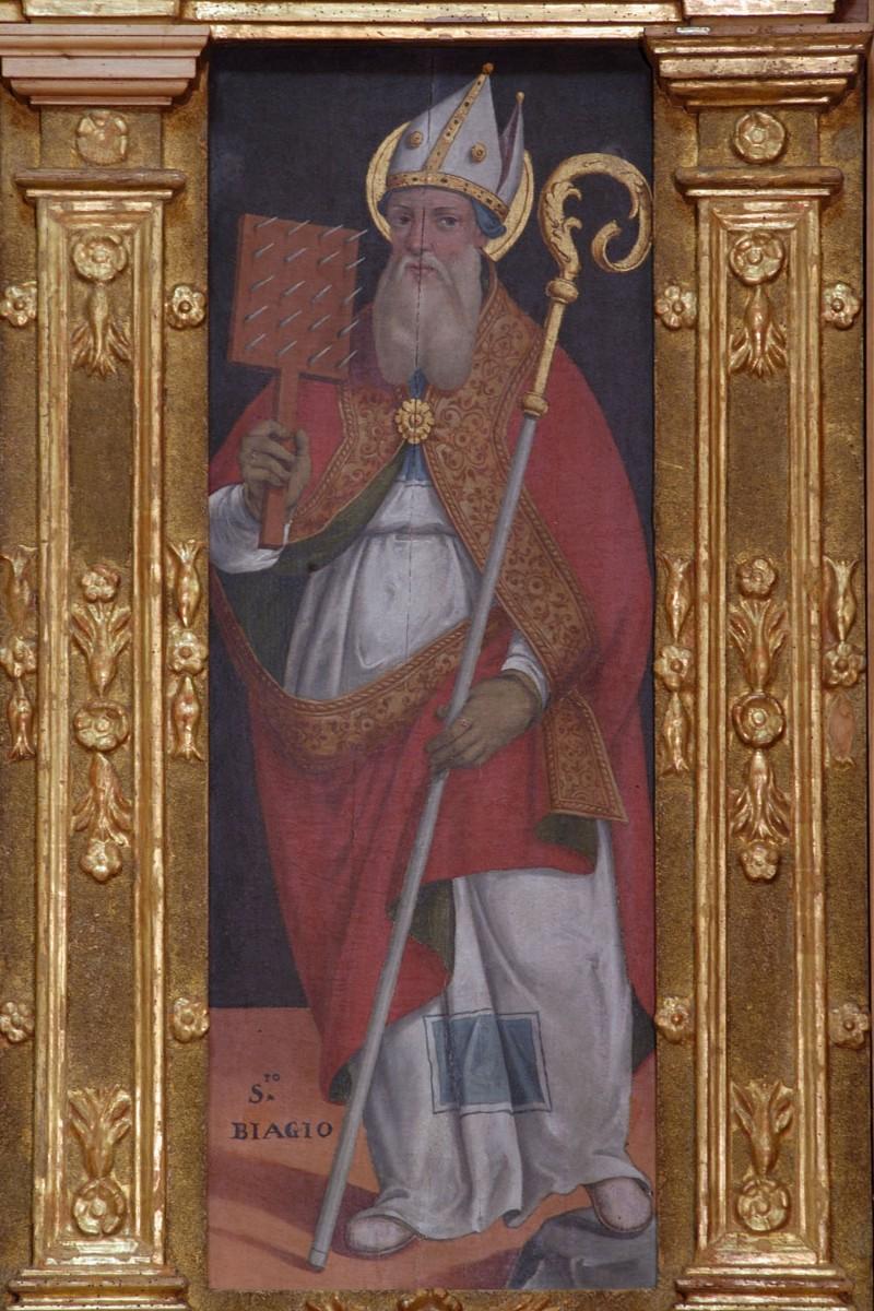 Agostini G.A. seconda metà sec. XVI, S. Biagio