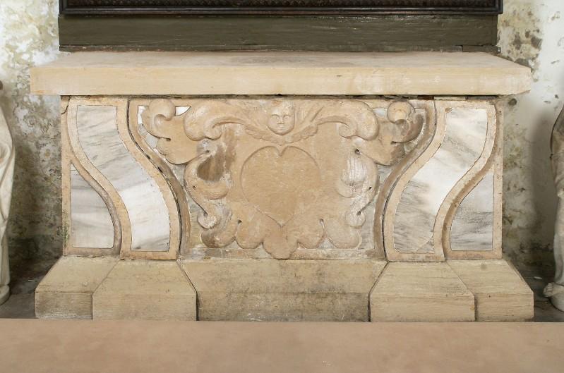 Maestranze veneziane sec. XVI, Altare della cappella da Mula