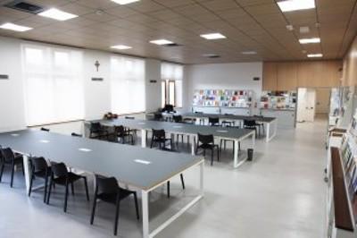 La sala lettura