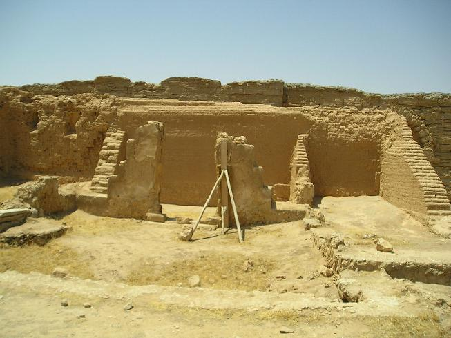 La domus ecclesiae di Dura Europos (Abu Kamal)