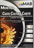 """Mostra """"Culto Cultura Carità. Memorie del XXI Congresso Eucaristico Nazionale di Reggio Calabria"""""""