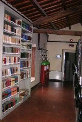 Deposito biblioteca Pio VI