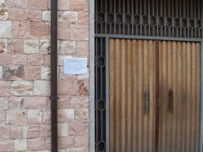 porta d'ingresso esterna