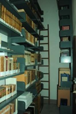 Deposito Fondo antico XVII
