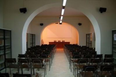 Sala Multimediale con il Fondo Antonio Manzo