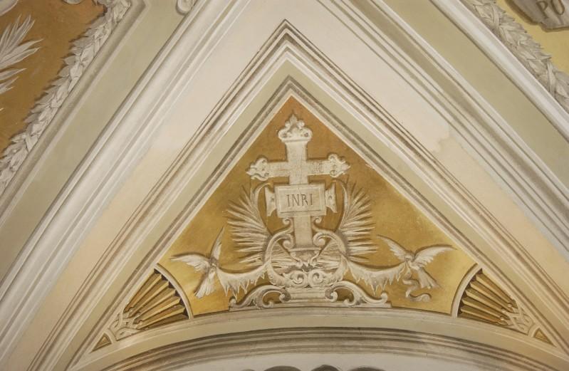 Agretti L. (1905), Croce con palme del martirio 2/2