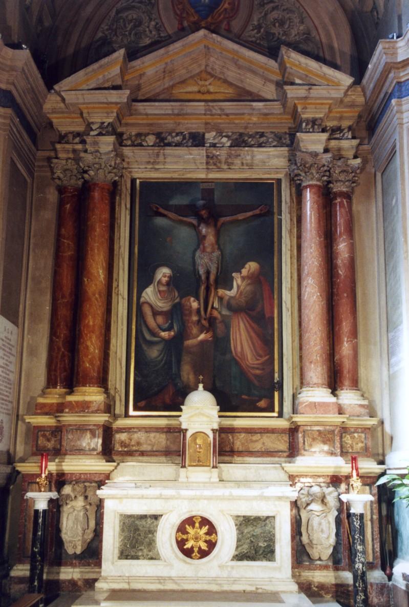 Ambito umbro sec. XX, Altare della cappella Cittadini