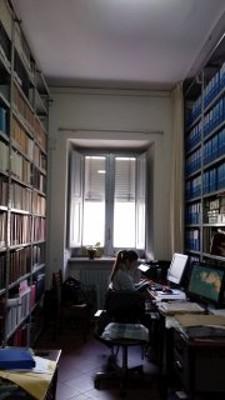 Sezione Catalogazione e Scanner