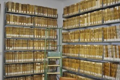 archivio registri battesimali