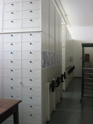Cassettiere compactus