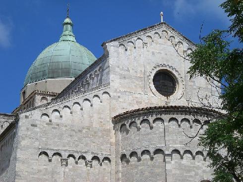 L'abside del Duomo