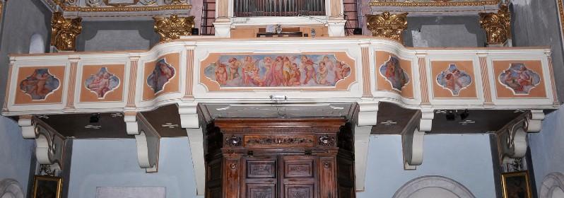 Agati N. (1856), Palco di cantoria